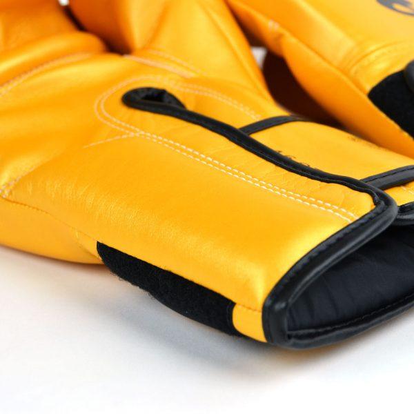 BGV18 Fairtex Gold Super Sparring Gloves