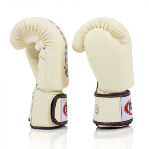 BGV19 Fairtex Khaki Deluxe Tight-Fit Gloves