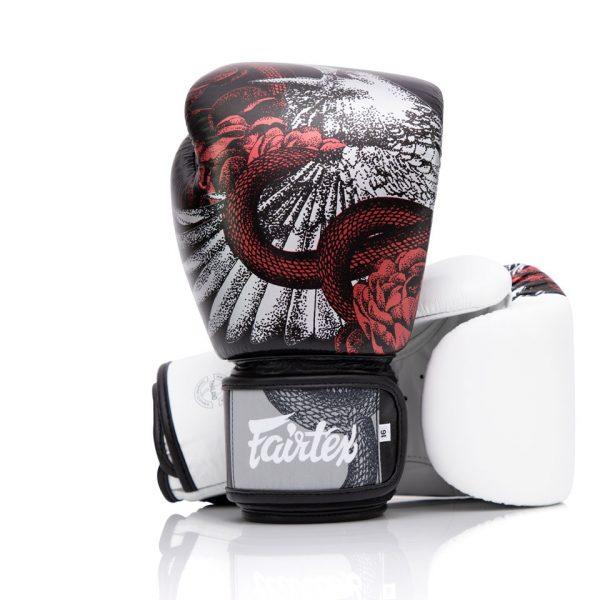 BGV24 Fairtex The Beauty of Survival Boxing Gloves