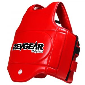 Kids Body Protector - Red