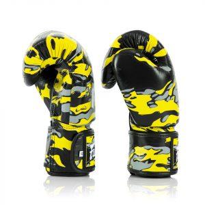 ONE X Mr.Sabotage Boxing Gloves by Fairtex
