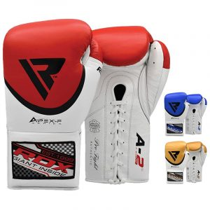 RDX A2 BBBofC Approved Fight Boxing Gloves
