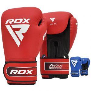 RDX APEX Sparring/Training Boxing Gloves Hook & Loop