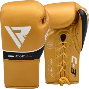 RDX C3 BBBofC Approved Fight Boxing Gloves