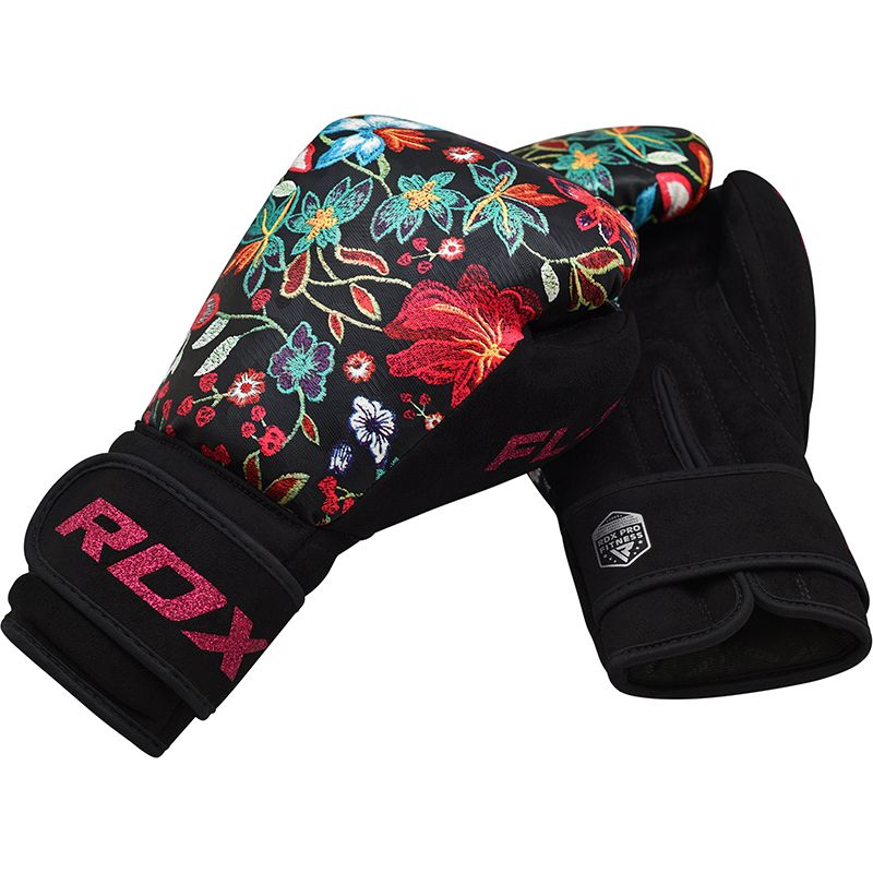 "Femmina   ""RDX FL3 Floral Boxing Gloves 8oz"""