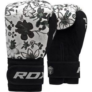 RDX FL4 Mono Floral Boxing Gloves