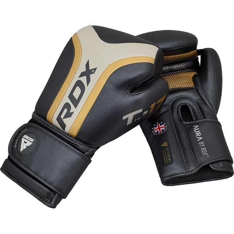 """Femmina   """"RDX T17 Aura Boxing Gloves 10oz"""""""