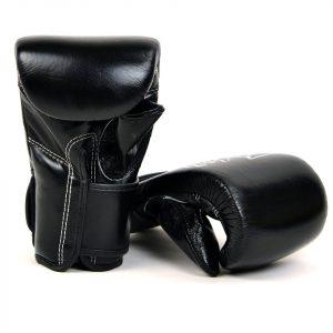 TGT7 Fairtex Black Cross-Trainer Bag Gloves