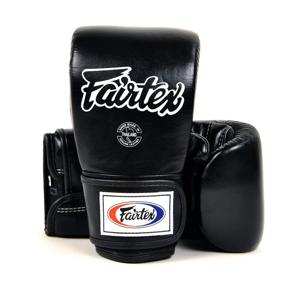 Image of Fairtex Bag Gloves TGT7 Black Cross-Trainer l