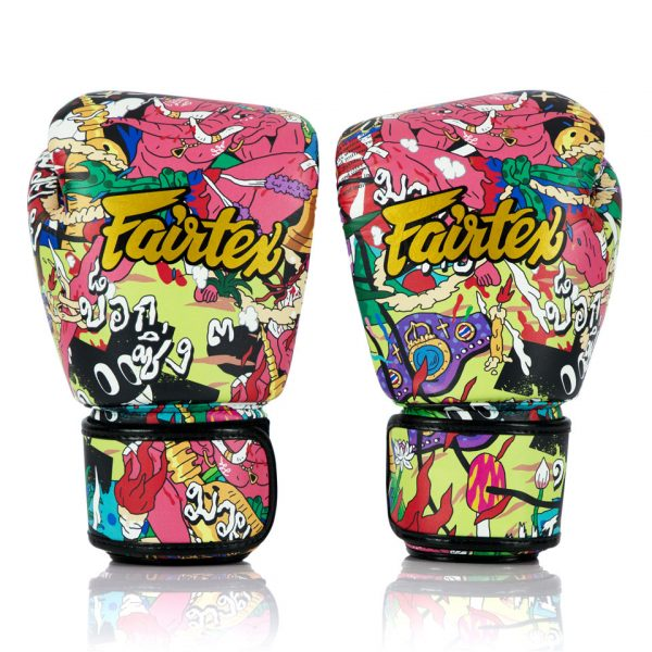 URFACE X Fairtex Limited Edition Boxing Gloves