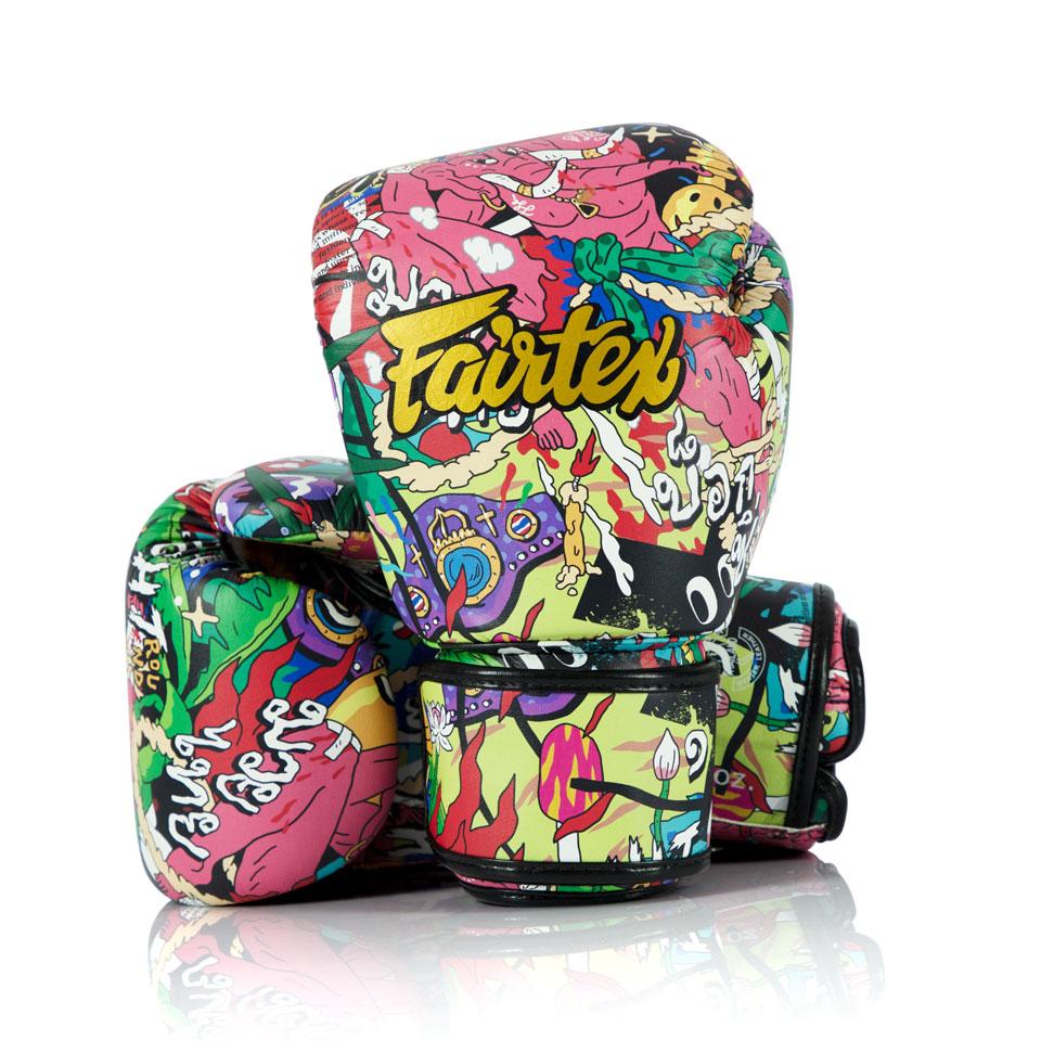 "Femmina | ""Fairtex URFACE X Limited Edition Boxing Gloves 10oz"""