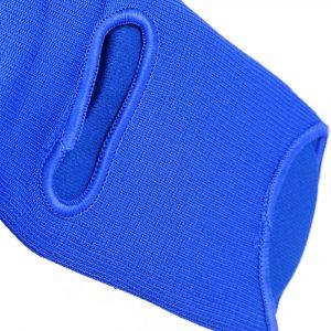Amateur Muay Thai Shin Guards - Blue