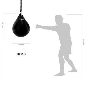 HB16 Fairtex Water Filled Heavy Bag 46cm