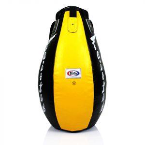 HB15 Fairtex Black-Yellow Super Teardrop Bag