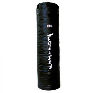 HB7 Fairtex Black 7ft Pole Bag (UN-FILLED)