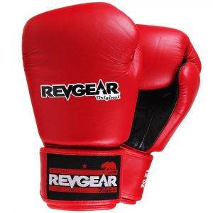 Original Thai Boxing Gloves - Red