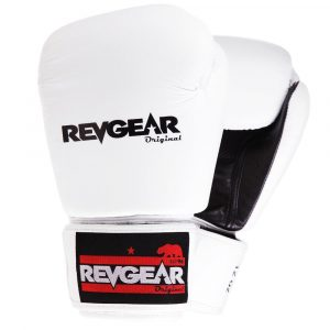 Original Thai Boxing Gloves - White