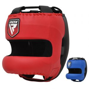 RDX APEX Boxing Head Gear With Nose Protection Bar