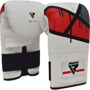 RDX AR 3-in-1 Angle Punch Bag with Gloves Set