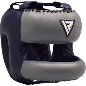 RDX O2 Sparring Head Guard with Nose Protection Bar