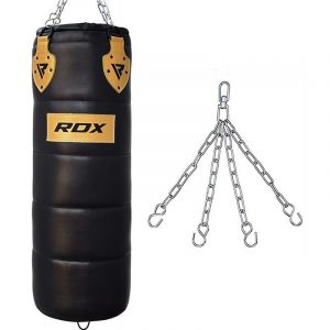 RDX P1 4ft 2-in-1 Professional Punch Bag Set