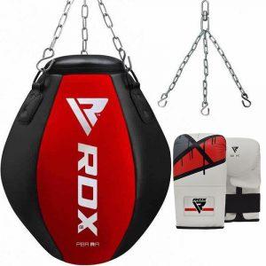 RDX RR 3-in-1 Wrecking Ball Punch Bag Set